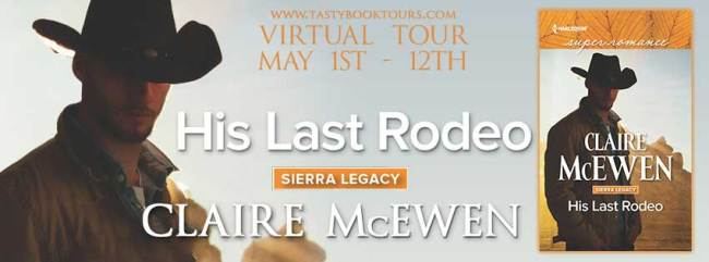 His Last Rodeo book tour