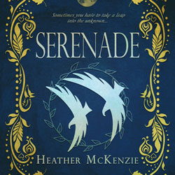 Serenade book tour