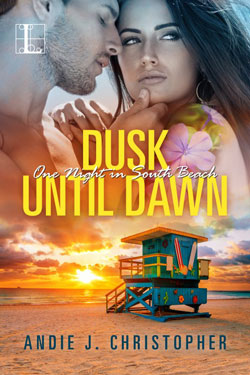 Dusk Until Dawn book cover