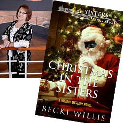 Becki Willis book tour