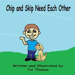 Toi Thomas children's book