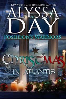 Book cover Christmas in Atlantis