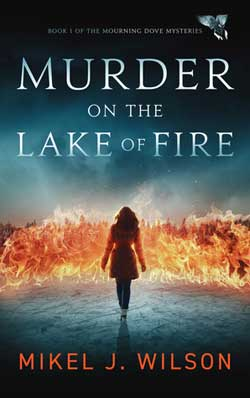 Murder on the Lake book cover