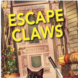 Escape claws blog tour