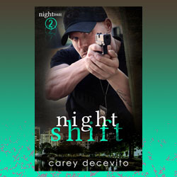 Night Shift book tour