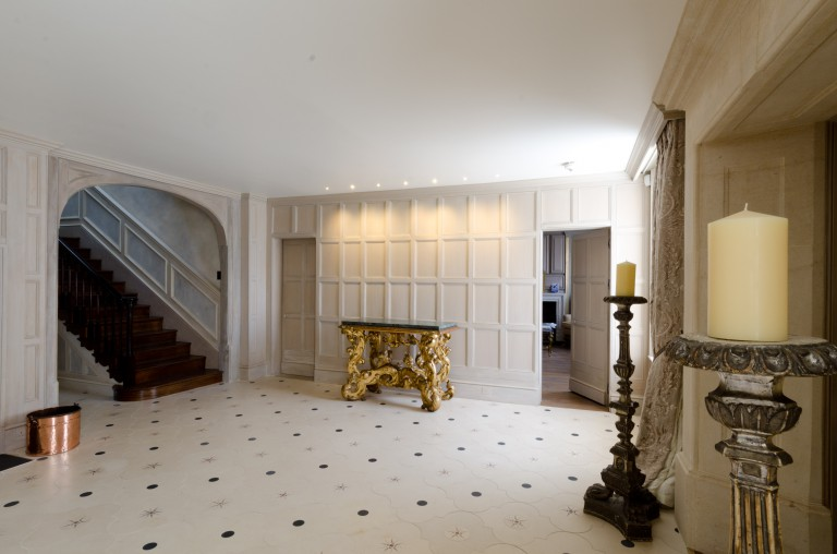 Private Residence – Entrance Hall