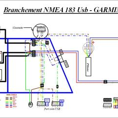 Garmin Mini Usb Wiring Diagram Yamaha C3 Ais Nmea 0183 To Microphone