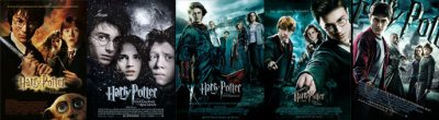 "Harry Potter - Plakat""evolution"" via filmposter-archiv.de"