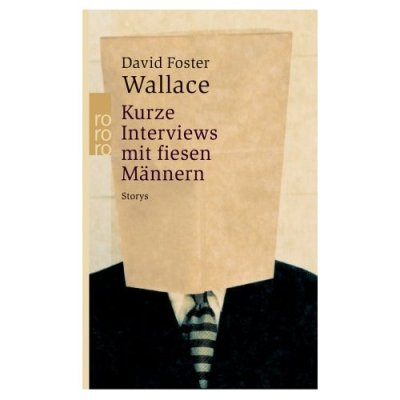 Buchcover - Kurze Interviews mit Fiesen Männern