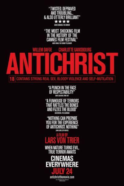 Antichrist - zensiertes Poster / censored poster