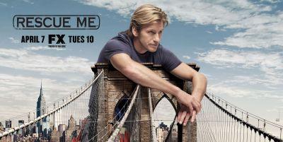 Rescue Me TV Poster