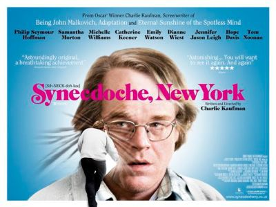 Synecdoche New York Movie Poster