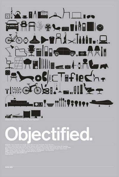 Filmposter Objectified