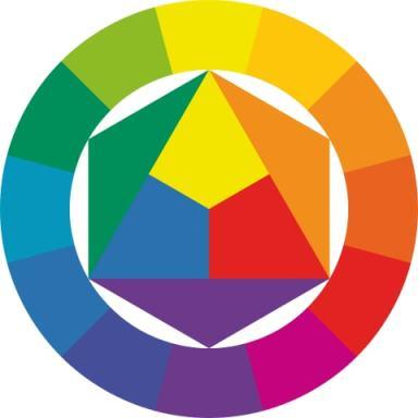 Farbenlehre - Wissensquiz / Online-Test zum Thema Farben