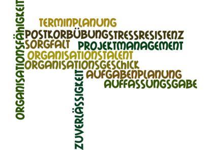 Organisationsfähigkeit testen - Übungen / Definition