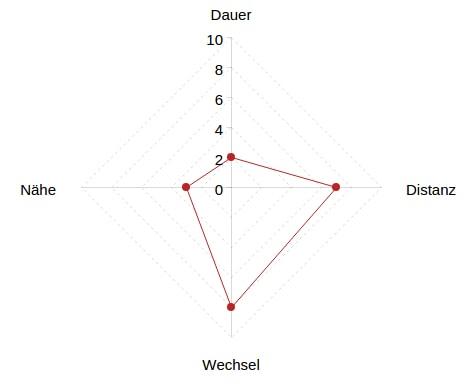 Riemann-Thomann-Modell Fragebogen mit Auswertung