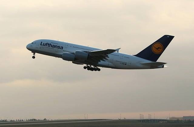 Lufthansa Online Test