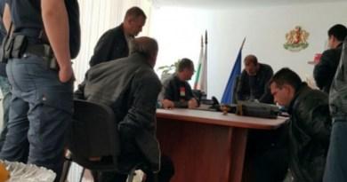 Хасковлия е задържан в опит да подкупи кмета на Неделино
