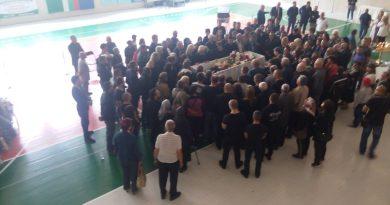 Зам.-министърът на спорта за Величко Чолаков: Поклон пред паметта на този велик българин!