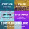 Portes obertes cicles 2021