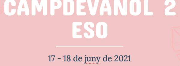 Presentació SORTIDA 2N ESO – CAMPDEVÀNOL
