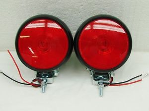 tractor tail light