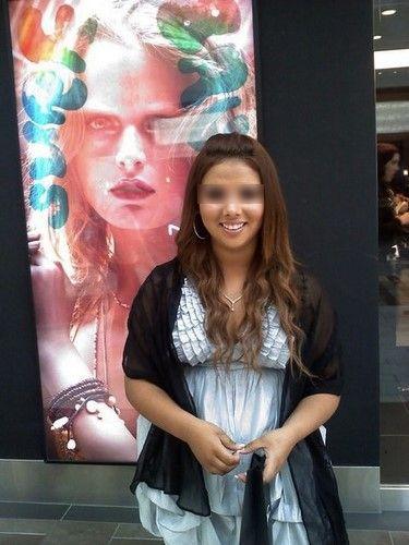 Jeune femme d'origine marocaine pour rencontres sensuelles