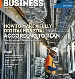 electrical business magazine 01 magazine cover [ 1574 x 2348 Pixel ]