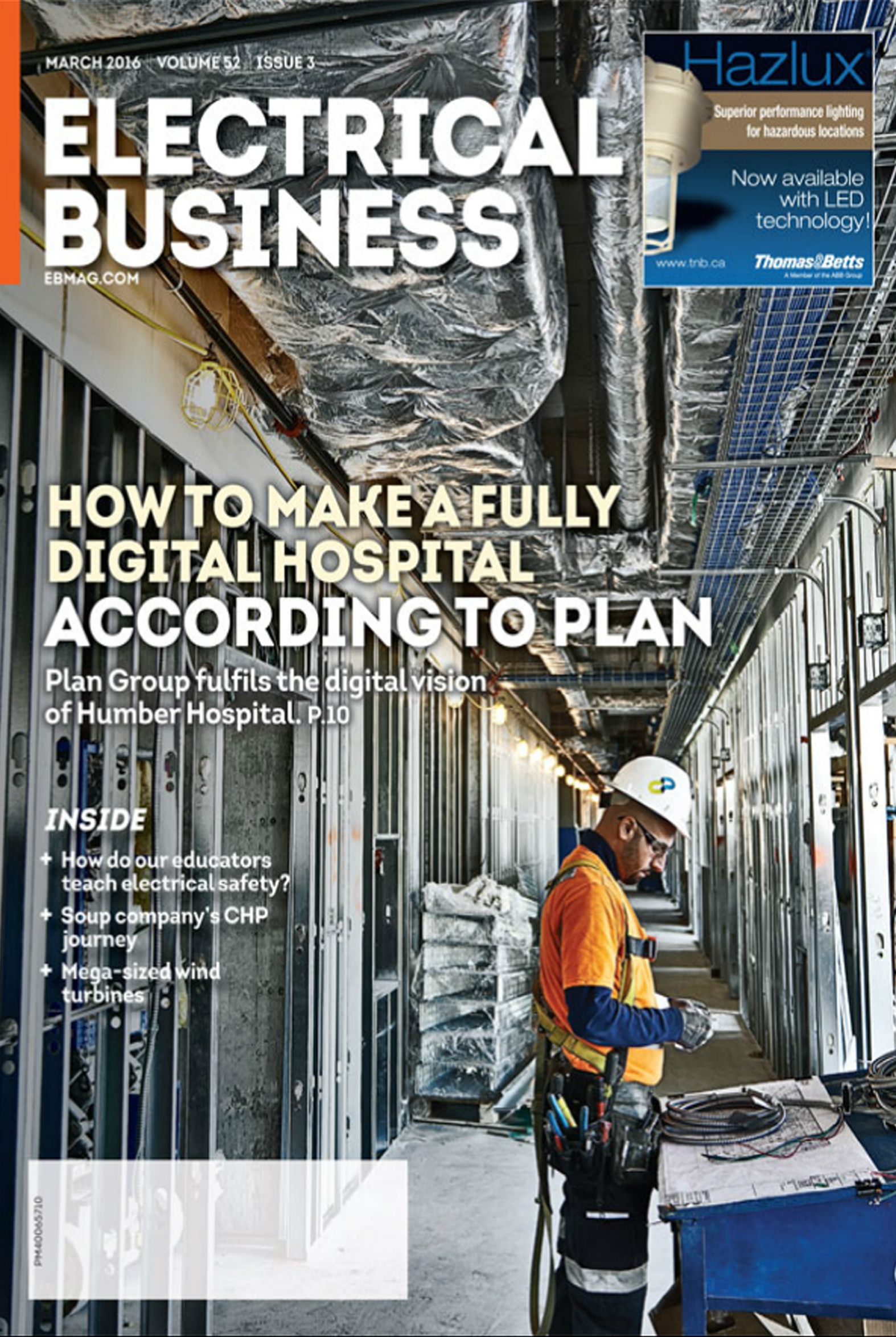 hight resolution of electrical business magazine 01 magazine cover