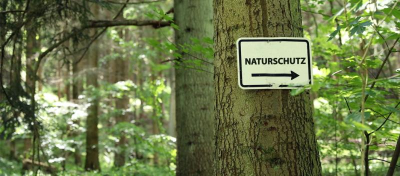 Naturstein im Innenbereich - Naturschutz