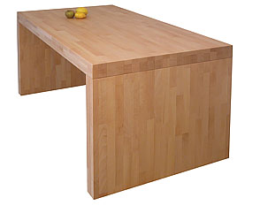 gallery of with table bureau bois