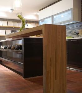 matériaux plan de travail cuisine
