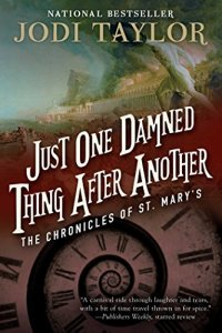 Cover of book Just One Damned Thing after Another by Jodi Taylor