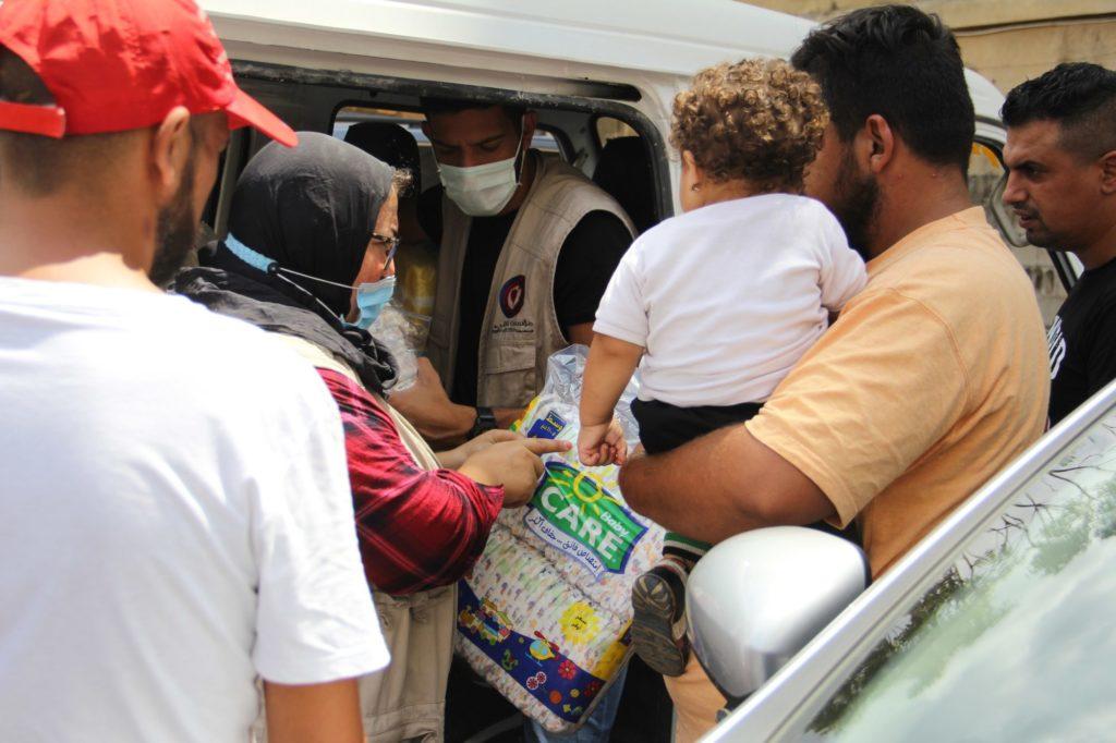 黎巴嫩貝魯特大爆炸 30萬人痛失家園 斷水斷糧 急需援手 | 國際培幼會