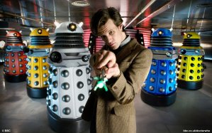 Daleks influenced by Apple iPods and the 13th Doctor