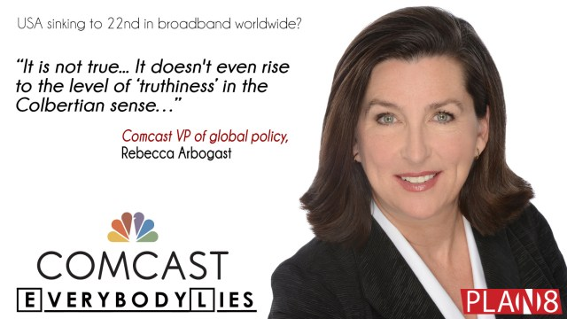 Rebecca arbogast Broadband story Truthiness