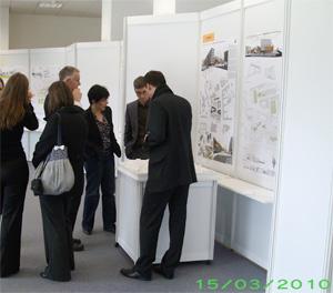 Städtebaulicher Ideenwettbewerb: JUSTIZ- UND BEHÖRDENZENTRUM CHEMNITZ - INNENSTADT, 2010