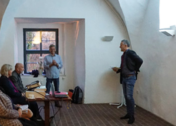 Moderation des Fachforums im Schloss Glauchau