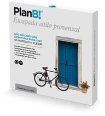 Plan B! - Escapada estilo provenzal