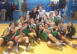 """Las Chicas de Dep. Patagones en U15 se llevaron la Copa """"Silvia Ulevich"""""""