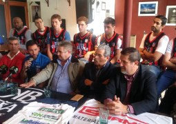 El Deportivo Viedma se presentó en sociedad