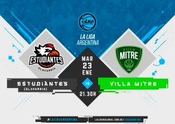 Previa: Estudiantes – Villa Mitre