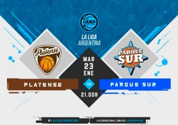 Platense – Parque Sur por La Liga Argentina