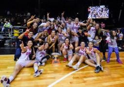 Quimsa es el nuevo campeón de La Liga Femenina
