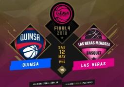 #LIGAFEM QUIMSA – Las Heras
