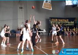 Argentino U15 femenino Segundo día