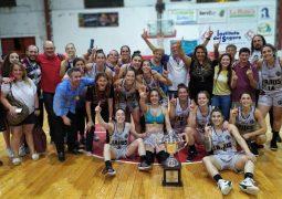 Lanús campeón del Torneo Federal Femenino 2019