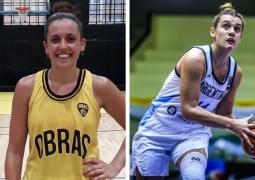 Macarena Rosset jugará en el Pallacanestro,  Flor Chagas en el Empoli y Andrea Boquete al Baxi Ferrol de España