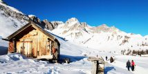 Snowshoes & Winter Walks Garn Bed Breakfast Sa
