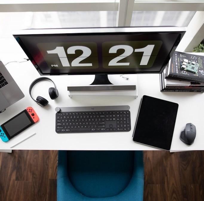 Homeoffice – Zuhause produktiv sein